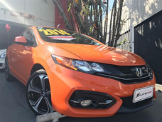 Honda Civic 2.4 Si 16v Gasolina 2p Manual 2014/2014