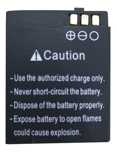 Bateria - Pila Lq-y1 Reloj Inteligente Smartwatch 380mah