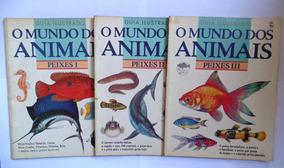 Guia Ilustrado O Mundo Dos Animais 17 Volumes Nova Cultural