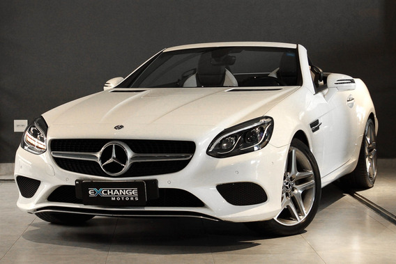 Mercedes-benz Slc 300 2.0 16v Cgi Gasolina 9g-tronic
