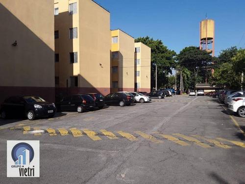Apartamento Com 2 Dormitórios À Venda, 63 M² Por R$ 320.000 - Lapa De Baixo - São Paulo/sp - Ap4531