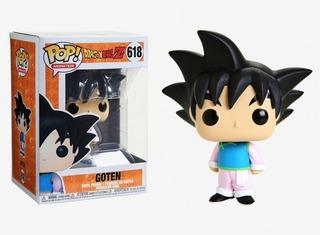 Funko Pop - Dragonball Z - Super - Goku - Goten - Bulma