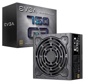 Fonte 750w Evga G3 80 Plus Gold Full Modular