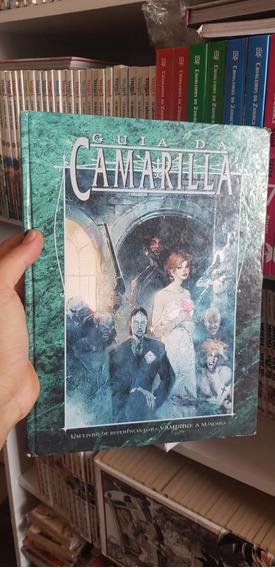Guia Da Camarilla (vampiro A Mascara)