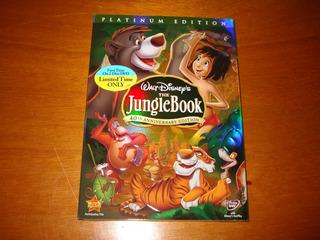 Jungle Book, Platinum Edition (2 Discos), Nueva