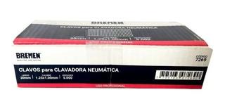 Clavos 30 Mm Para Clavadora Neumatica Bremen® 7264
