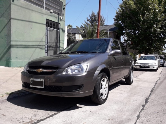 Chevrolet Classic 2016 4 P Ls Abs+airbag 1.4 Con Gnc 5ta Gen