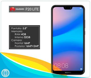 Huawei P20 Lite 32gb $225