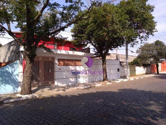 Sobrado Residencial À Venda, Parque Maria Helena, Suzano. - So0324