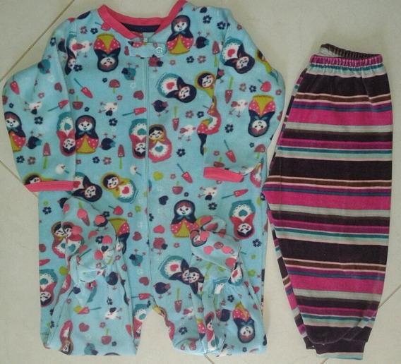 Conjunto Moleton Infantil Plush Menina 2 Peças Inverno