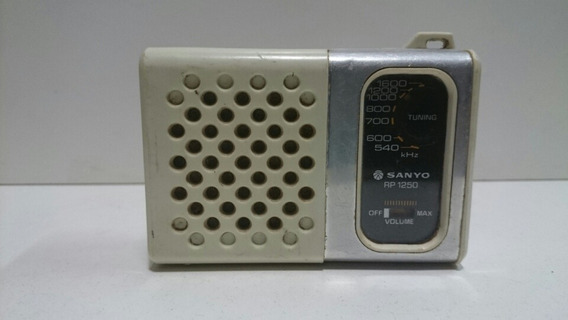 Radio Sanyo Rp1250