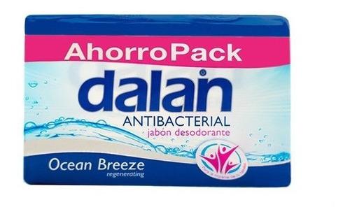 Jabon Antibacterial Dalan Ahorro Pack  X3 / Pack De 2
