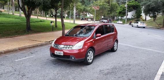 Nissan Livina 1.6 Sl Flex (2010/2011) - Particular