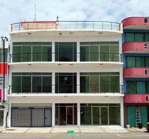 [renta] Oficina En 1er Y 2do Piso, Blvd. Ruiz Cortinez, Boca Del Rio.