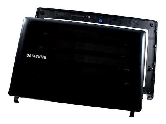 Carcaça Face A + B Notebook Samsung Np-n150 (12411)