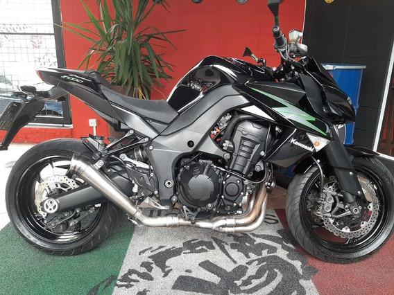 Kawasaki Z 1000 2011