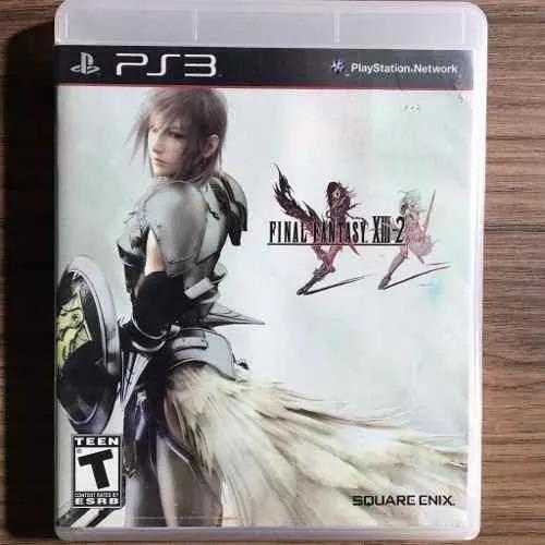 Final Fantasy Xiii-2 Playstation 3 Ps3 Mídia Física Original