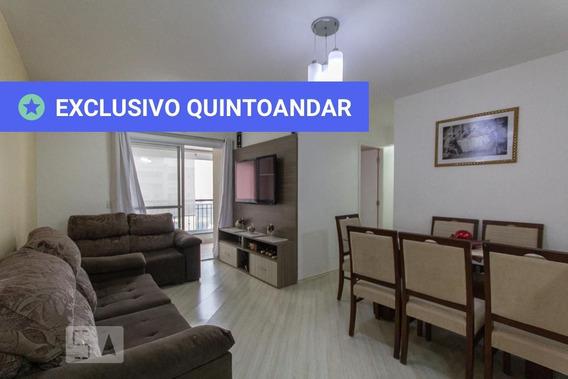 Apartamento No 23º Andar Com 3 Dormitórios E 2 Garagens - Id: 892987276 - 287276