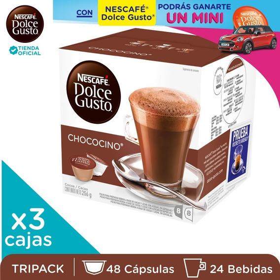 Nescafé® Dolce Gusto® Chococino® X 3 Cajas
