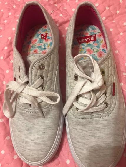 Zapatillas Levis Traídas De Usa