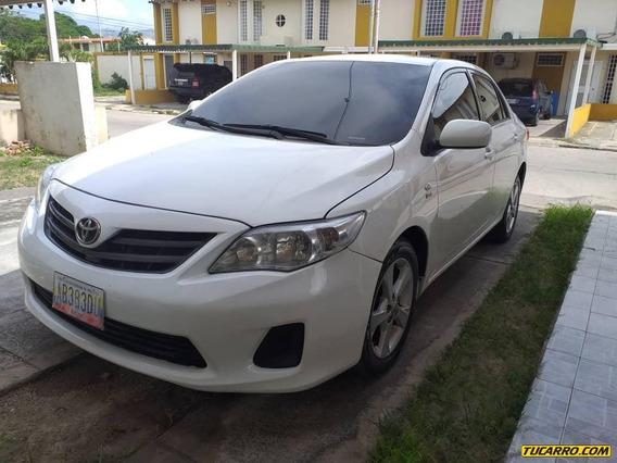 Toyota Corolla Xli