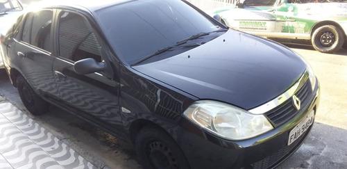 Renault Simbol 2012