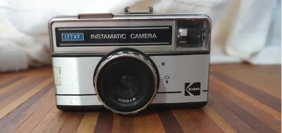 Máquina Fotográfica Kodak Instamatic 177xf