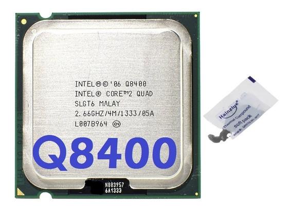 Processador Core 2 Quad Q8400 2,66ghz + 2gb Ddr2 + Cooler