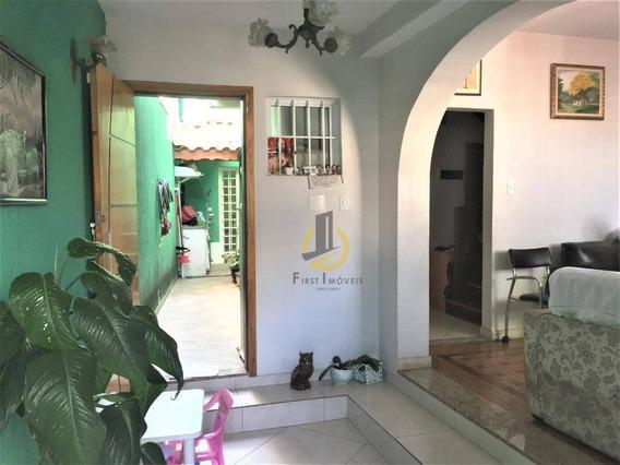 Sobrado Com 3 Dormitórios À Venda, 180 M² Por R$ 1.064.000,00 - Cambuci - São Paulo/sp - So0040
