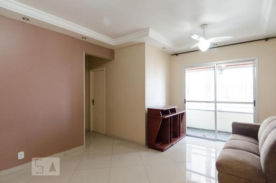 Apartamento No 8º Andar Com 2 Dormitórios E 1 Garagem - Id: 892946654 - 246654