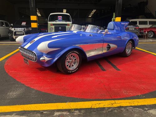 Corvette 1956 Estilizada Sr-2