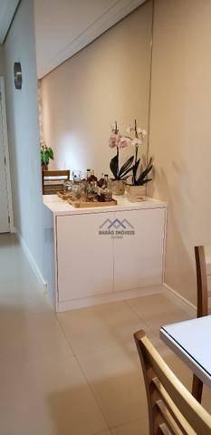 Imagem 1 de 20 de Apartamento À Venda, 76 M² Por R$ 479.000,00 - Jardim Ermida I - Jundiaí/sp - Ap1817