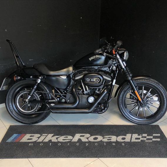 Harley Davidson Xl883n Iron 2013