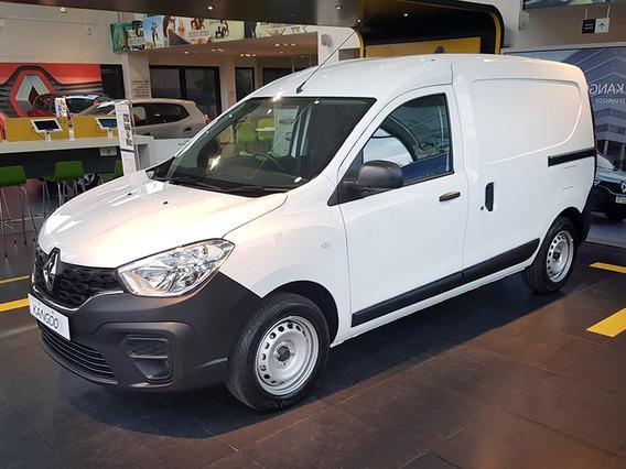 Renault Kangoo Ii Express Confort 2020 Contado/financ/permut