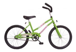 Bicicleta Rodado 24 Futura Playera 4155