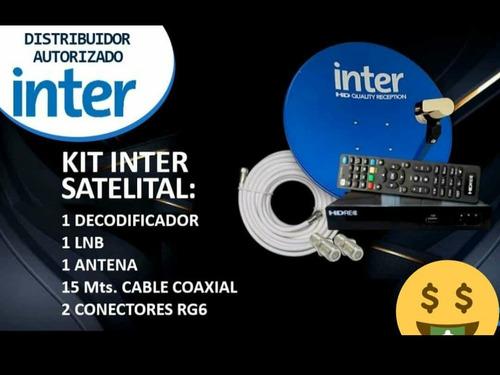 Kit Inter Satelital