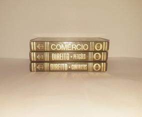 O Livro De Ouro Do Advogado 3 Volumes Direito Capa Dura