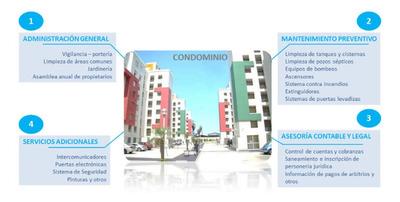 Administracion De Edifcios Multifamiliares, Comerciales, Con