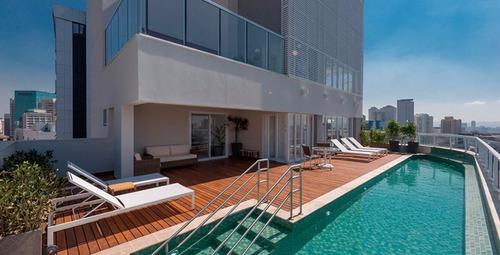 Apartamento À Venda, 32 M² Por R$ 544.000,00 - Paraíso - São Paulo/sp - Ap12661