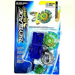 Kit Beyblade Burst Con Lanzador Hasbro