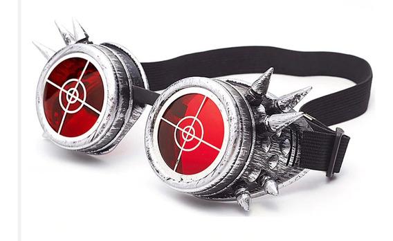 Gafas Cyberpunk Goggle Goticas Cosplay Lf85