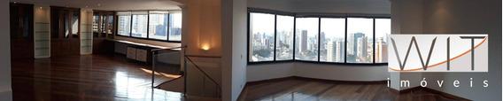 Cobertura Com 3 Dormitórios À Venda, 590 M² Por R$ 3.650.000,00 - Cambuí - Campinas/sp - Co0023