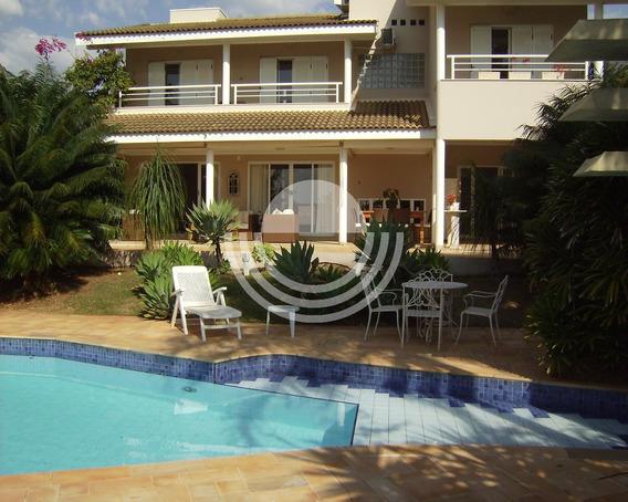 Casa Para Aluguel Em Loteamento Alphaville Campinas - Ca002335