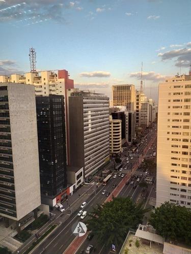 Av. Paulista Locação Comercial 200m² - 3 Vagas Sp - 2781-2