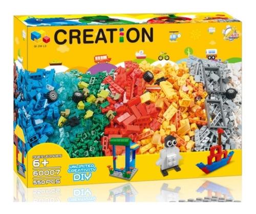 Lego 550 Piezas
