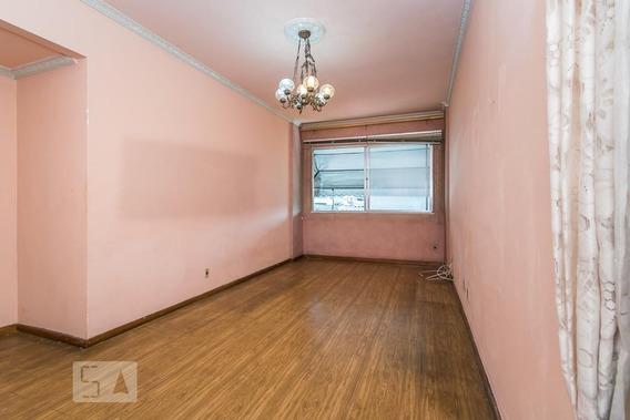 Apartamento No 3º Andar Com 2 Dormitórios E 1 Garagem - Id: 892956038 - 256038
