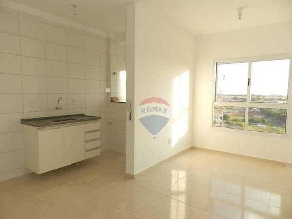 Apartamento Com 2 Dormitórios Para Alugar, 61 M² Por R$ 700,00/mês - Jardim Dona Maria Azenha - Nova Odessa/sp - Ap0072