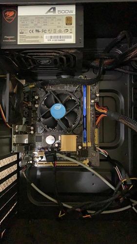 Combo I3 4ª Geração + Hyperx 4 Gb