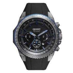 Relógio Orient Mbtpc004 Masculino Caixa De Titânio Sport