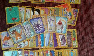 Laminas Álbum Digimon Adventure 1 Y 2 Salo